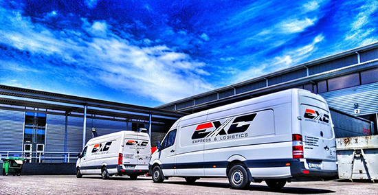 express transport vans